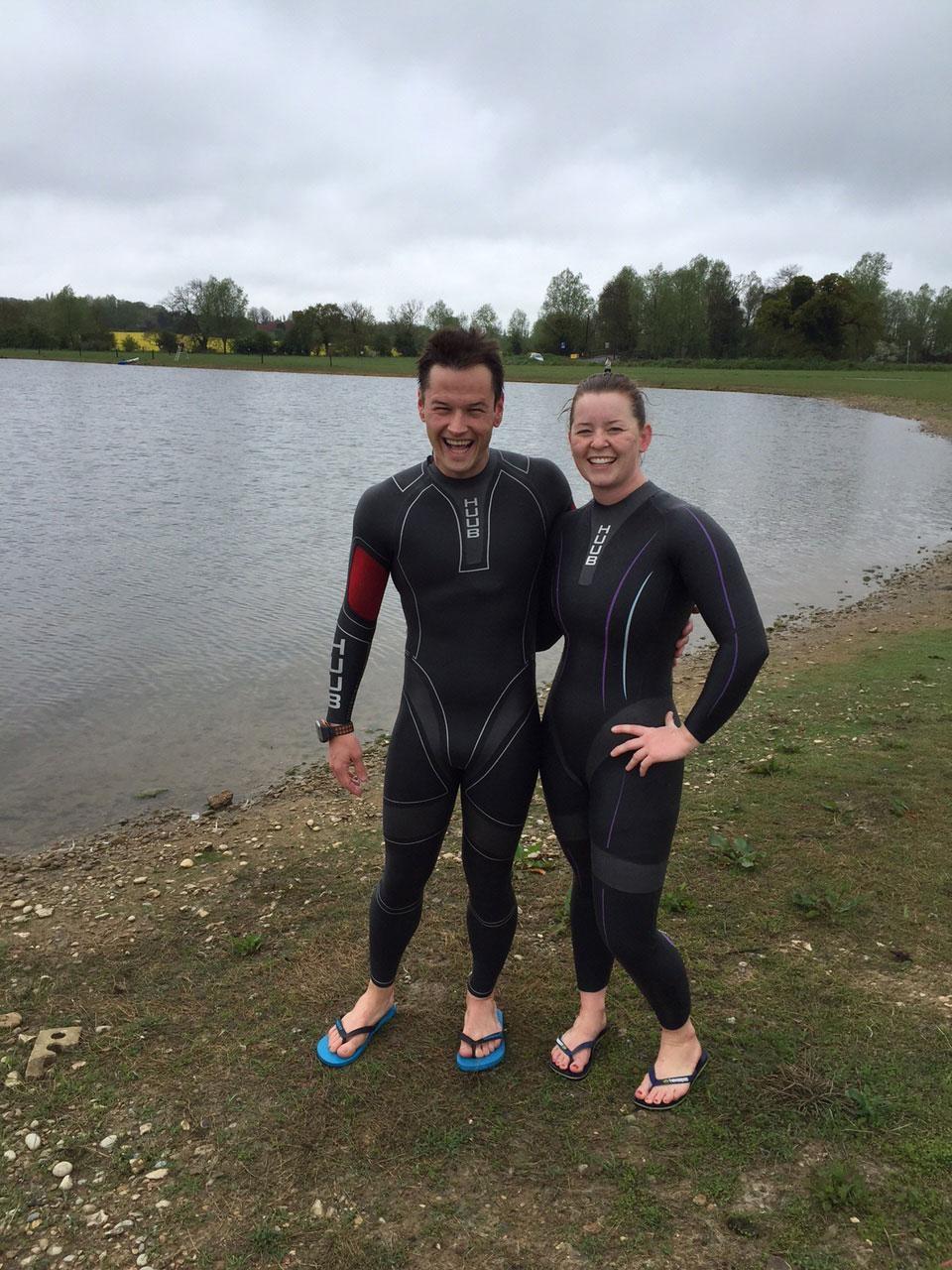Open Water Swimming Trifarm