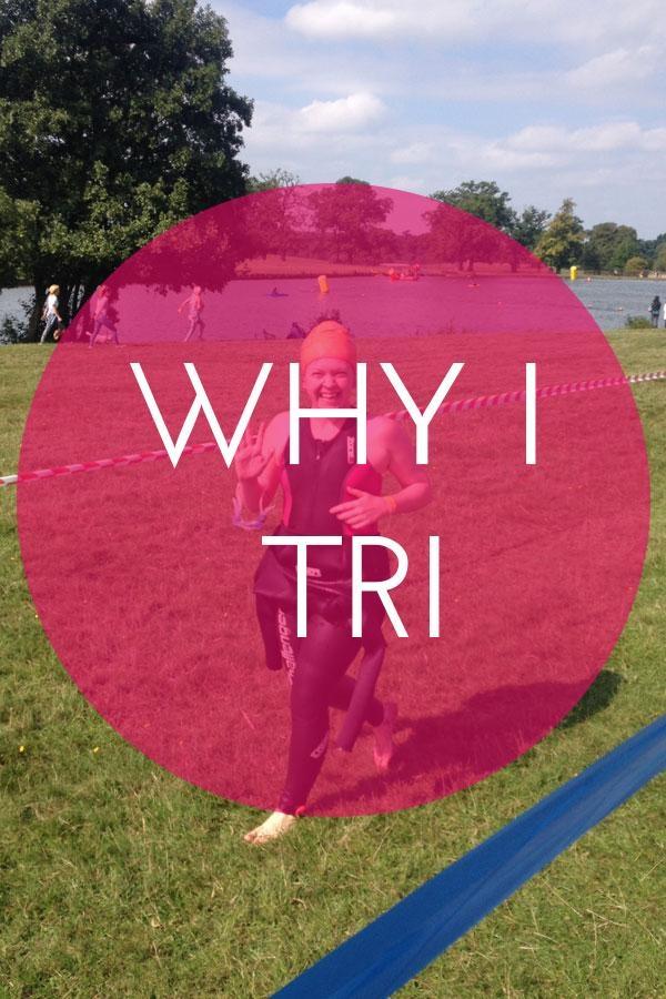 Why I Tri