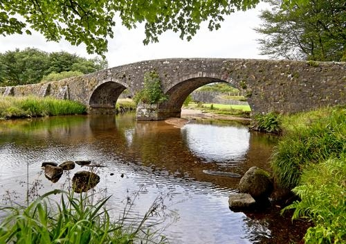 B3387, Dartmoor (to Haytor), England