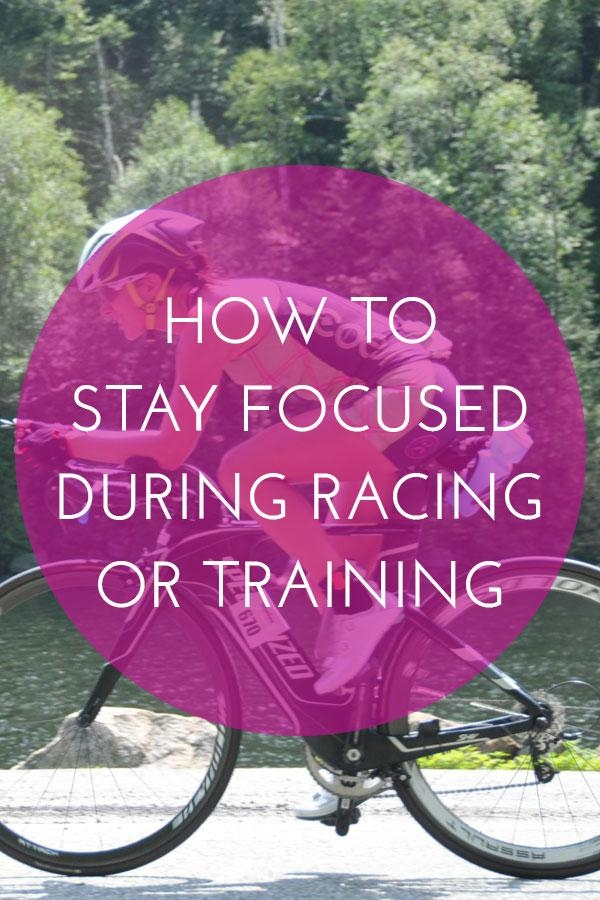 Keep motivated and stay focused during training or long endurance races with these inspirational mantras from triathlete Amy Stone.