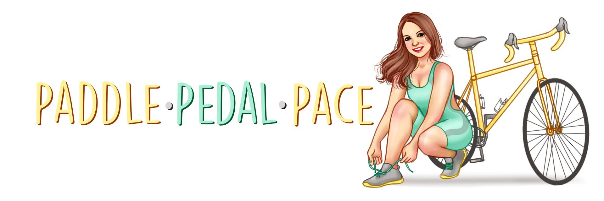Paddle Pedal Pace