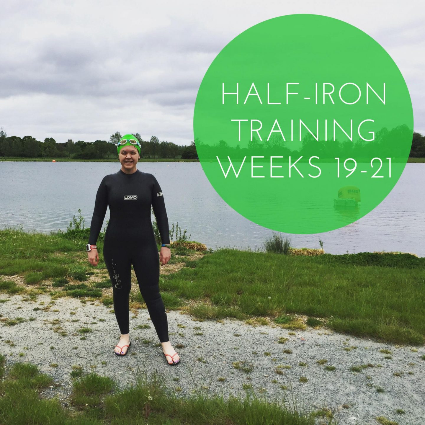 Half-Ironman Triathlon Training