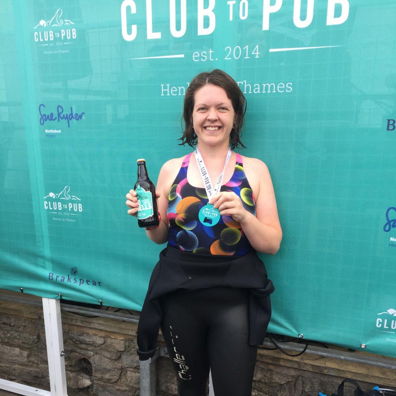 Club to Pub Swim