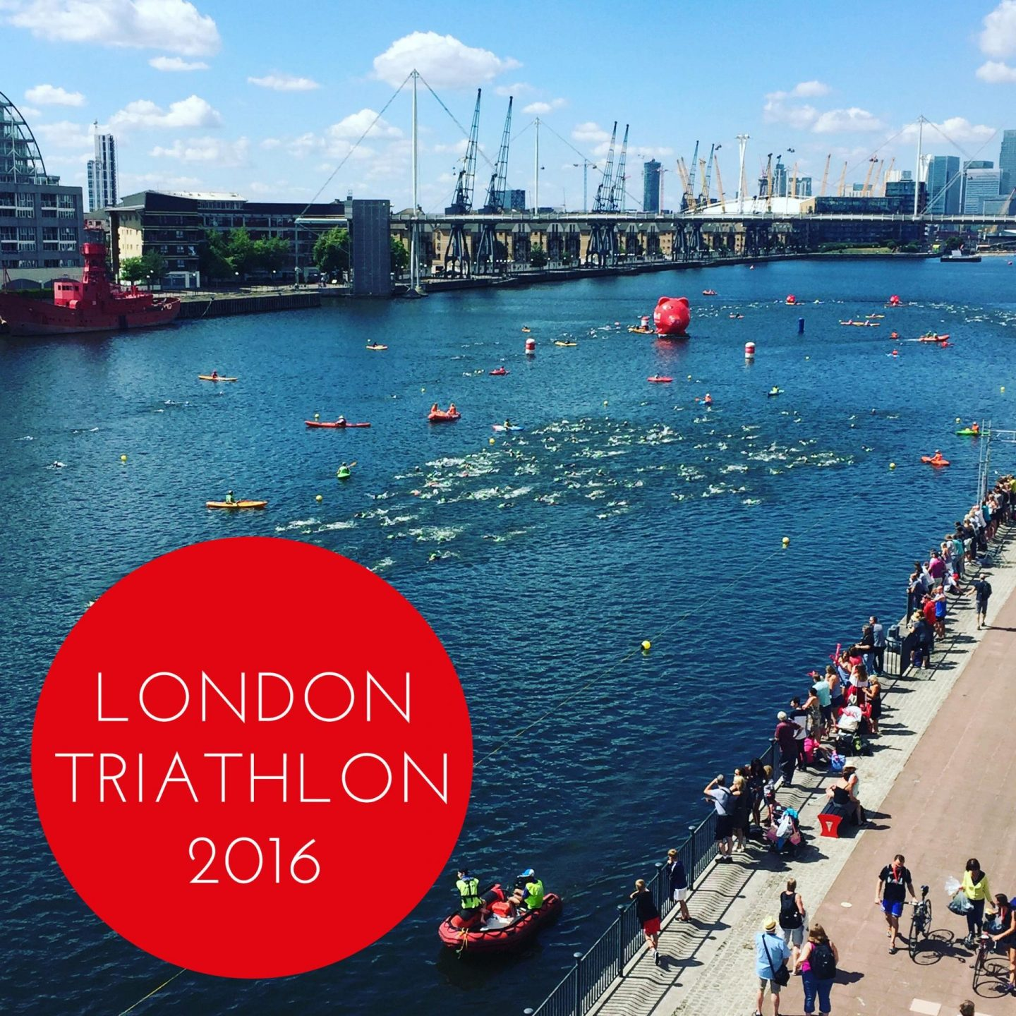 London Triathlon 2016