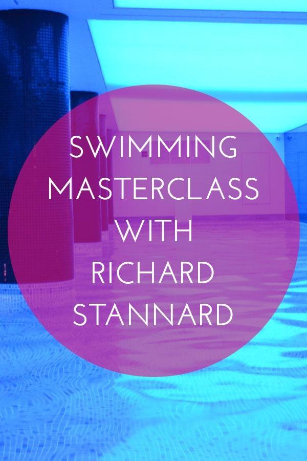 Swimming Richard Stannard
