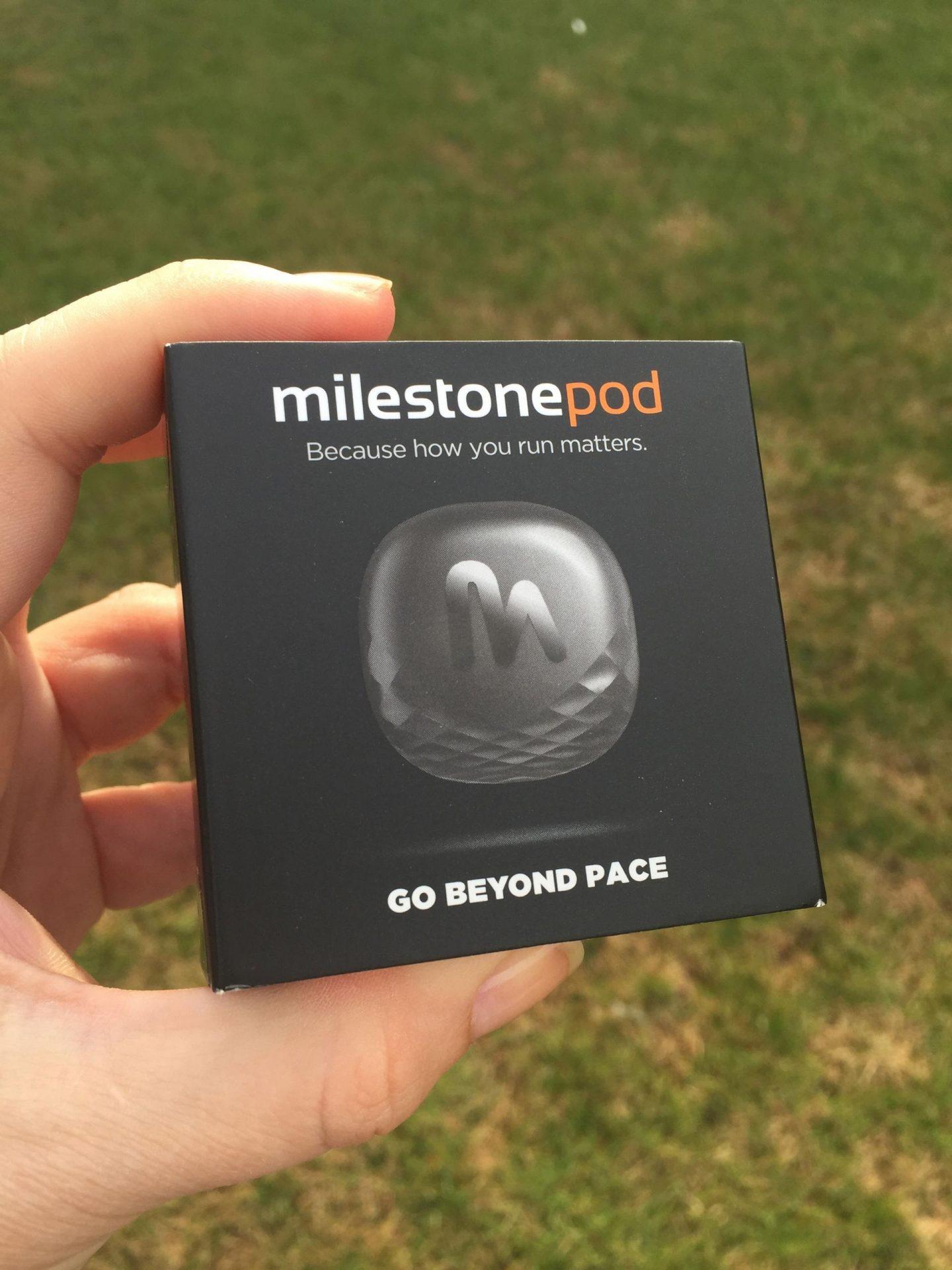 MilestonePod