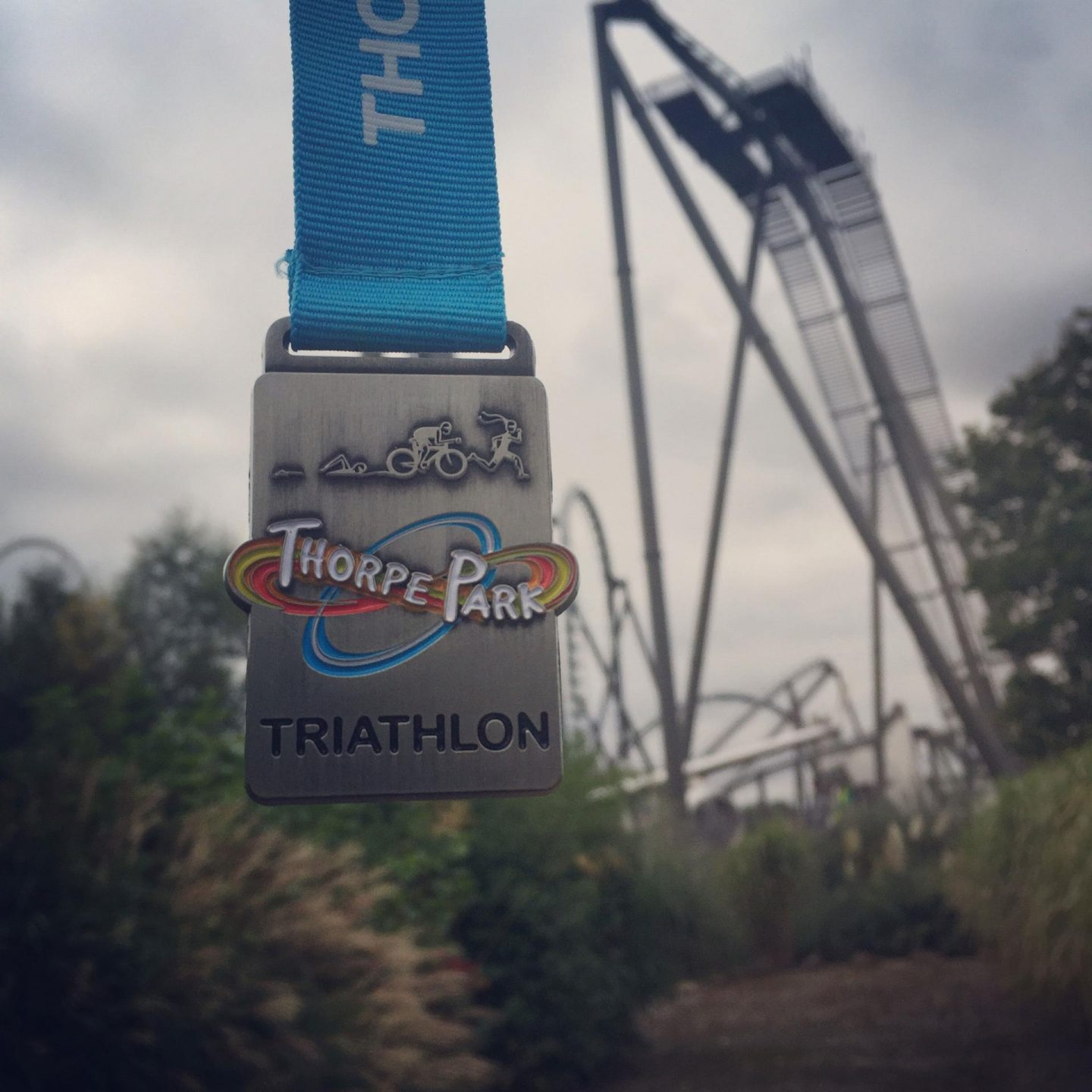 Thorpe Park Triathlon