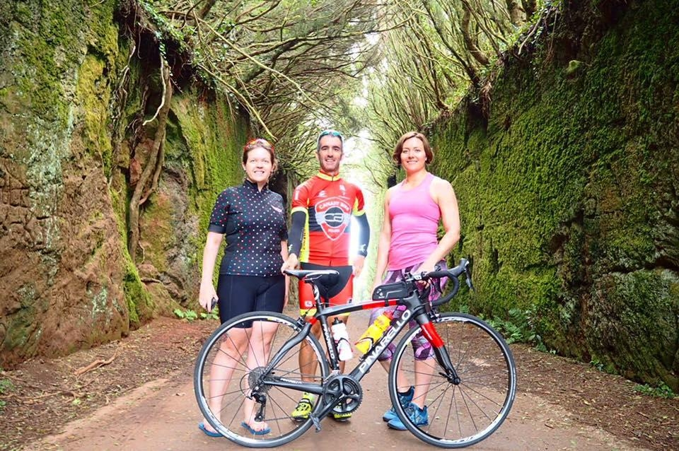 Cycligng Tenerife