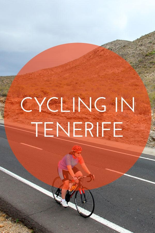 Cycling Tenerife