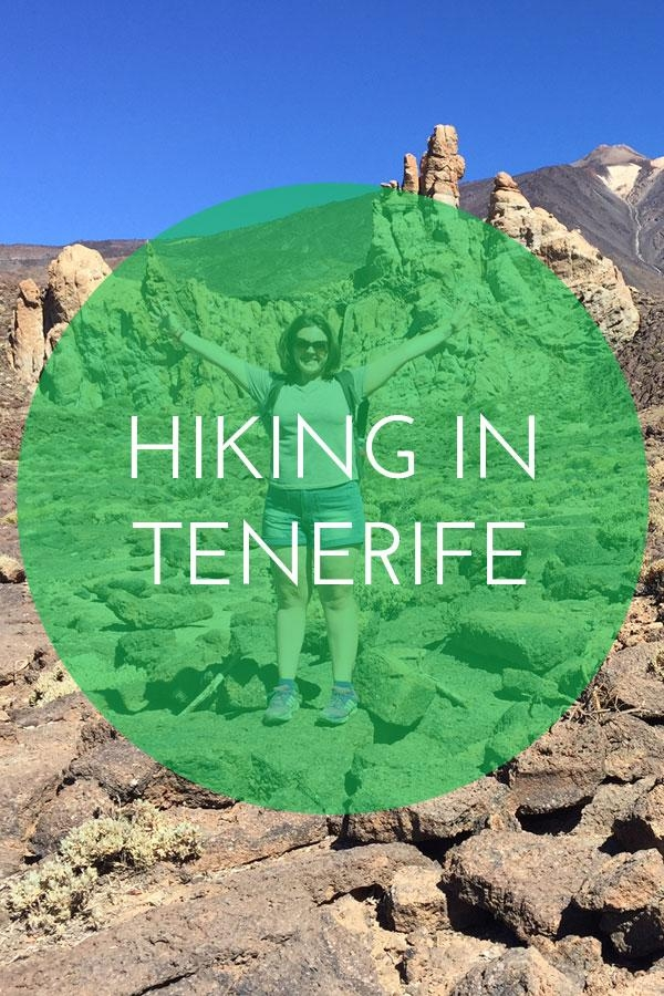 Hiking Tenerife