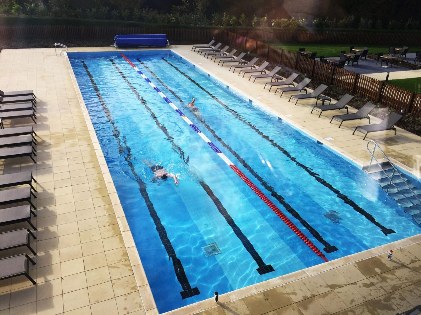 David Lloyd Colchester Paddle Pedal Pace