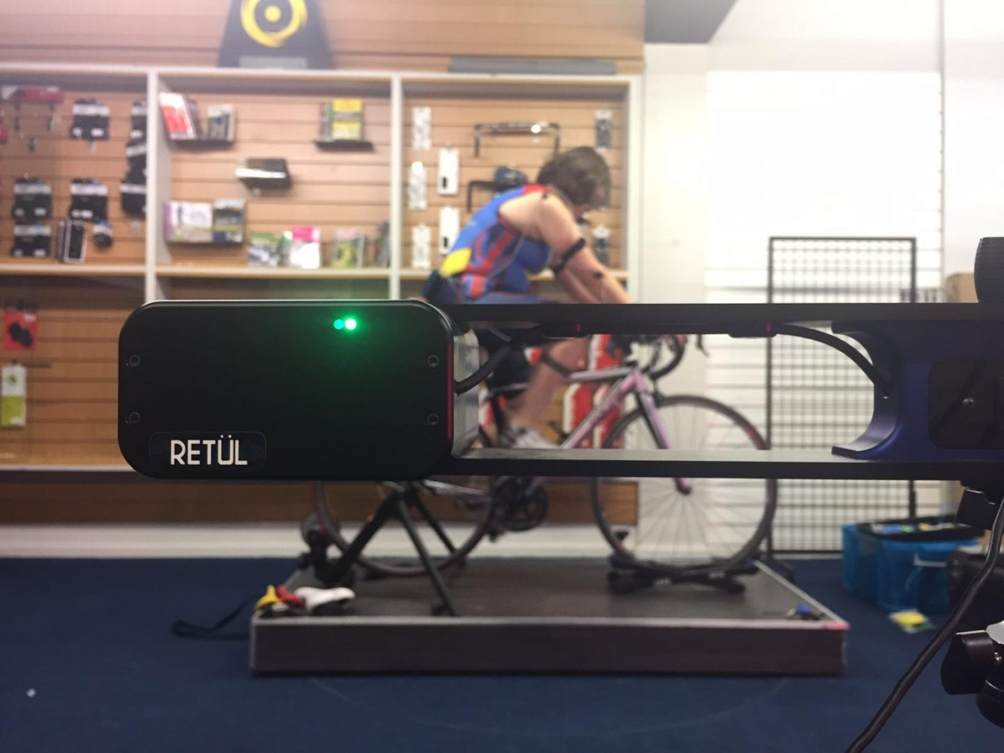 Retul Bike Fit