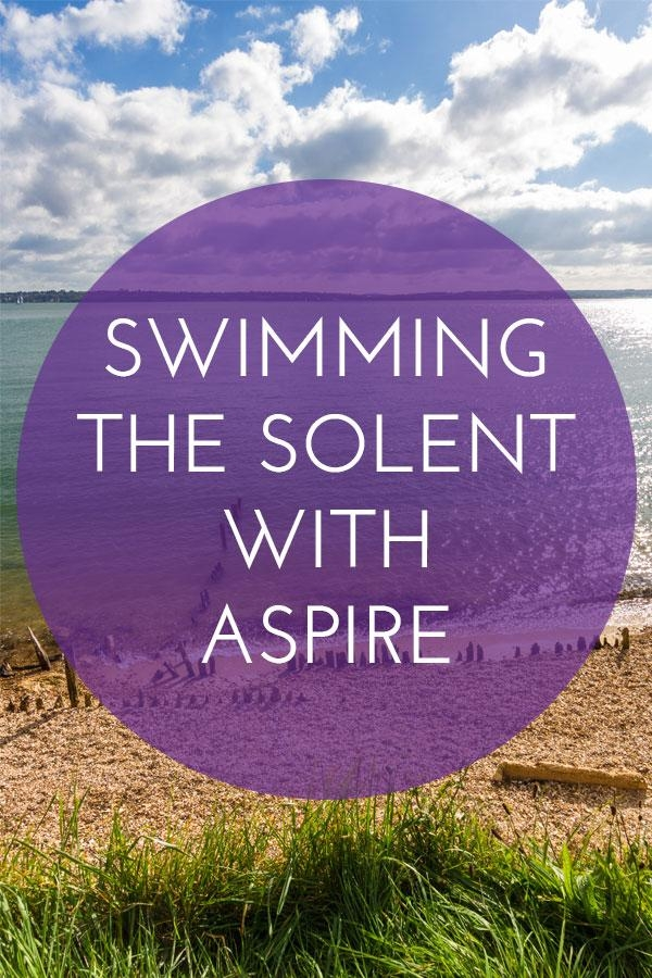 Swimming the Solent with Aspire