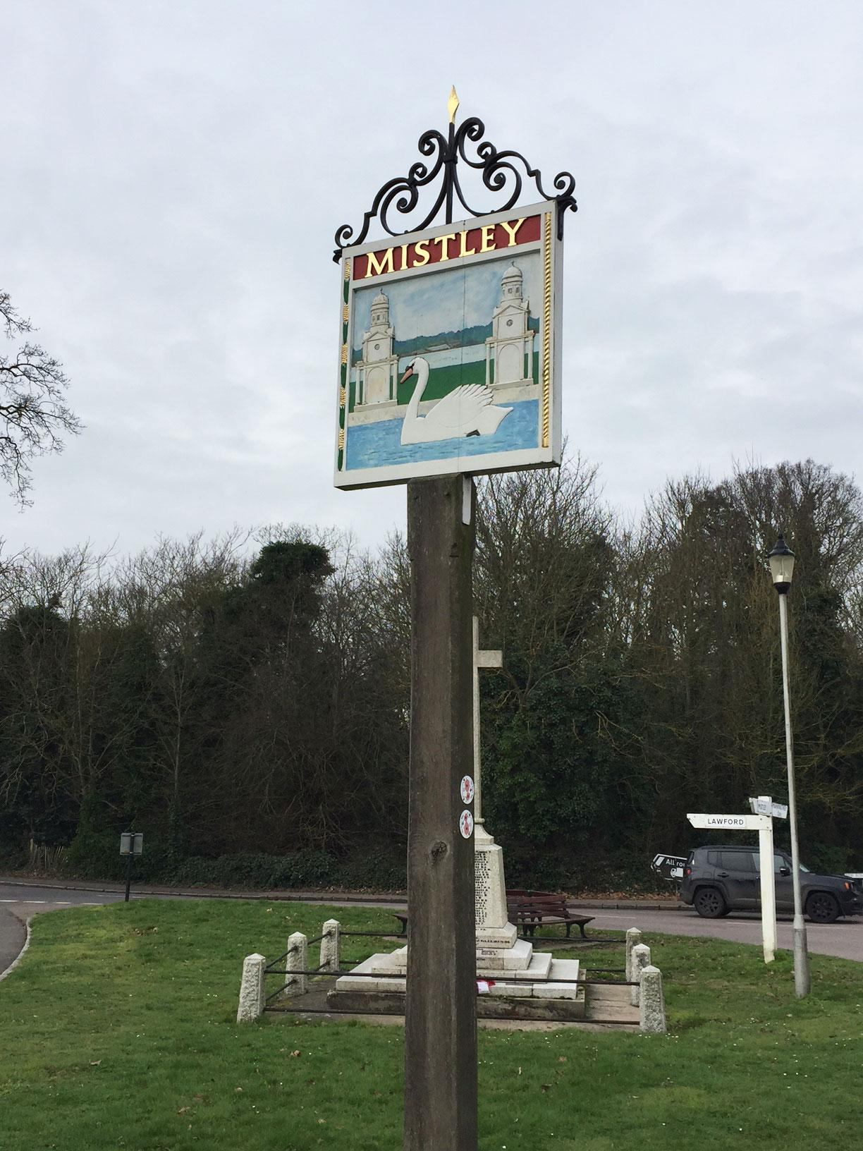 Walking the final section of the Essex Way, an 82 mile long trail from Epping to Harwich. Getting outdoors and supporting local females for International Women's Day.