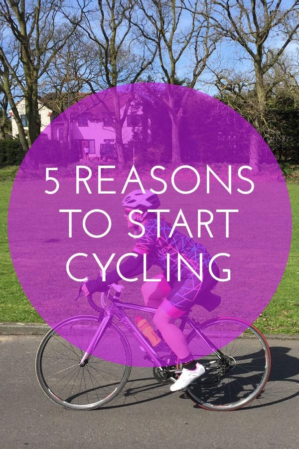 Reasons to Start Cycling
