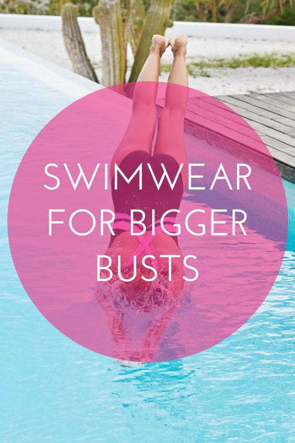 Swimwear for Bigger Busts
