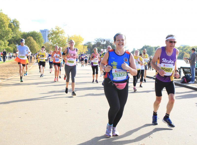 Royal Parks Half-Marathon