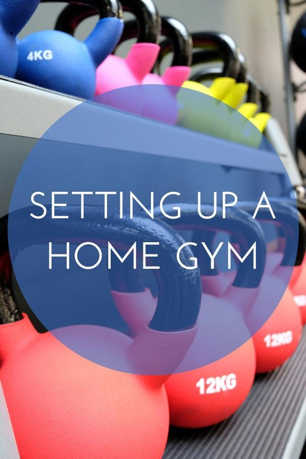 Setting up a home gym