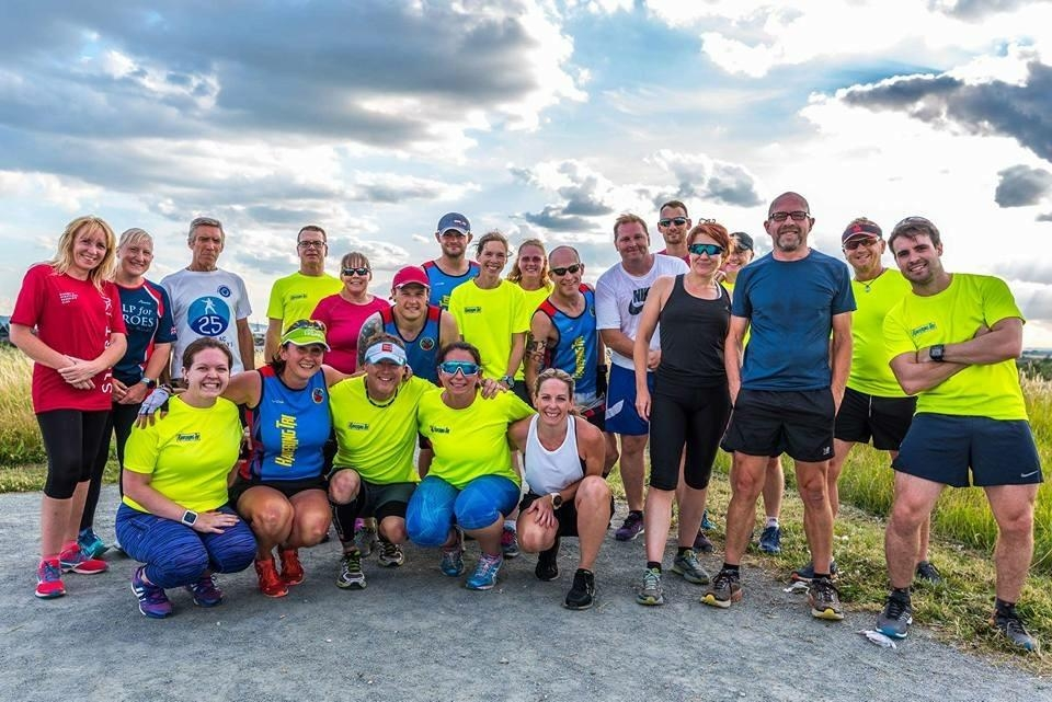 Supporting others in their fitness journey